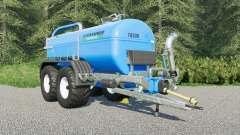Zunhammer SKE 18.5 PUD milk and water para Farming Simulator 2017