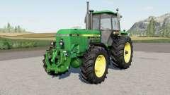 John Deere 4850 & 4955 para Farming Simulator 2017