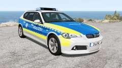 ETK 800-Series Polizei NRW para BeamNG Drive