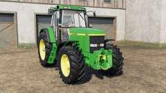 A John Deere 7600〡7610〡7700〡7710〡7800〡7810 para Farming Simulator 2017