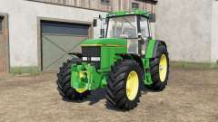 John Deere 7000-series para Farming Simulator 2017