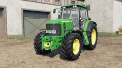 A John Deere 6530〡6630〡6830〡6930 Premiuᵯ para Farming Simulator 2017