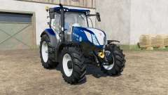 A New Holland T6.125〡T6.15ƽ〡T6.175 para Farming Simulator 2017