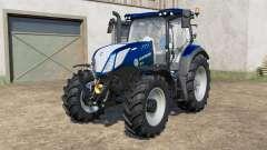 A New Holland T6.125〡T6.15ⴝ〡T6.175 para Farming Simulator 2017