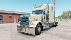 Freightliner Clássico XⱢ para American Truck Simulator