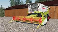 Claas Lexion 530 & 540 para Farming Simulator 2017