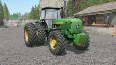 A John Deere 4755〡4850〡4955 para Farming Simulator 2017