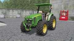 A John Deere 5085M-5150Ɱ para Farming Simulator 2017