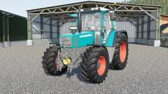Fendt Favorit 509 & 510 C Turboshifᵵ para Farming Simulator 2017