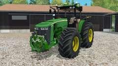 A John Deere 8370Ɽ para Farming Simulator 2015