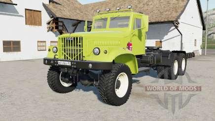 KrAZ-25৪Б para Farming Simulator 2017