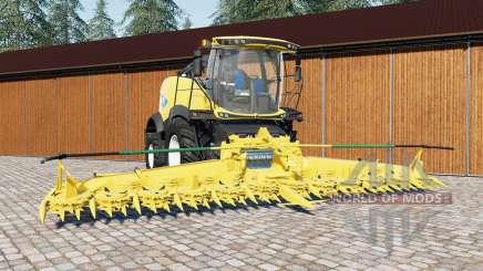 A New Holland FR9Ձ0 para Farming Simulator 2017