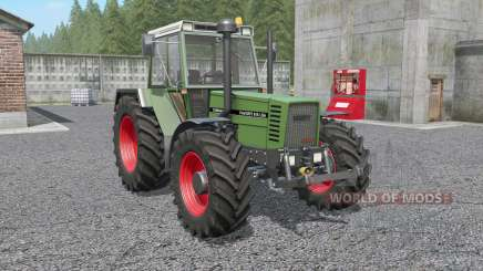 Fendt Favorit 611〡612〡615 LSA Turbomatiƙ E para Farming Simulator 2017