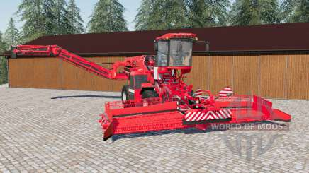Holmer Terra Felis 3 onions and carrots para Farming Simulator 2017
