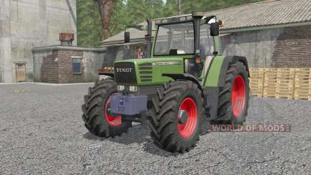 Fendt Favorit 512〡514〡515 C Turbomatiƙ para Farming Simulator 2017
