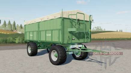 Krone DK 240-1৪ para Farming Simulator 2017
