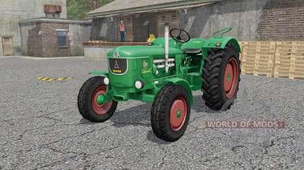 Deutz D 800ⴝ para Farming Simulator 2017