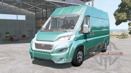 Fiat Ducato Van L2H2 (290) 2014 para BeamNG Drive