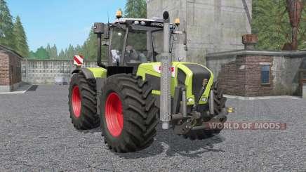 Claas Xerion 3800 Trac VƇ para Farming Simulator 2017