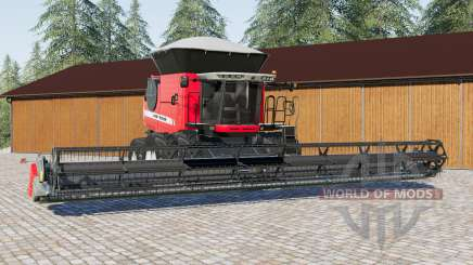 Massey Ferguson 9895 2014 para Farming Simulator 2017