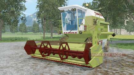 Claas Dominator ৪6 para Farming Simulator 2015