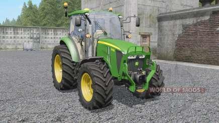 A John Deere 5085M-5150Ꙧ para Farming Simulator 2017