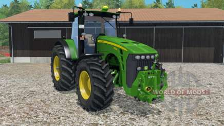 A John Deere 85ƺ0 para Farming Simulator 2015