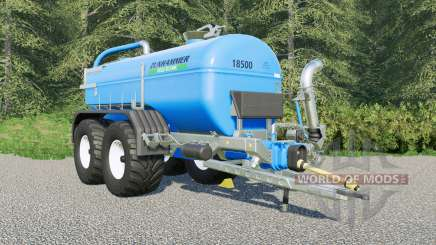 Zunhammer SKE 18.5 PUD milk and water para Farming Simulator 2017