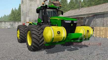 A John Deere 9560Ɍ para Farming Simulator 2017