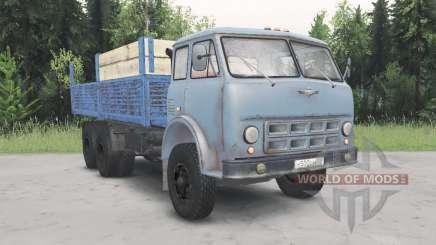 MAZ-514 para Spin Tires