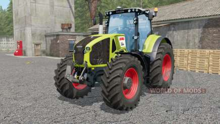 Claas Axion 950 para Farming Simulator 2017