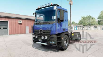 Mercedes-Benz Arocs AS 2013 para American Truck Simulator