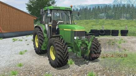 A John Deere 6৪00 para Farming Simulator 2013
