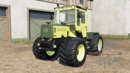 A Mercedes-Benz Trac 700〡800〡୨00 para Farming Simulator 2017