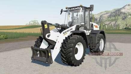 A New Holland W190Đ para Farming Simulator 2017