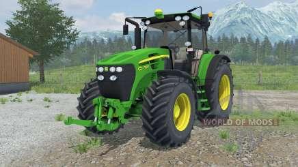 A John Deere 79ろ0 para Farming Simulator 2013