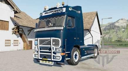 Volvo FH12 para Farming Simulator 2017