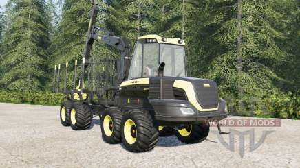 Ponsse Buffalꝍ para Farming Simulator 2017