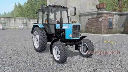MTZ-82.1 Беларуꞔ para Farming Simulator 2017