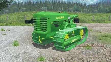 A John Deere BꝌ para Farming Simulator 2013
