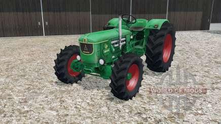 Deutz D 800ⴝ para Farming Simulator 2015