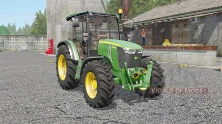 A John Deere 5085Ꙧ para Farming Simulator 2017