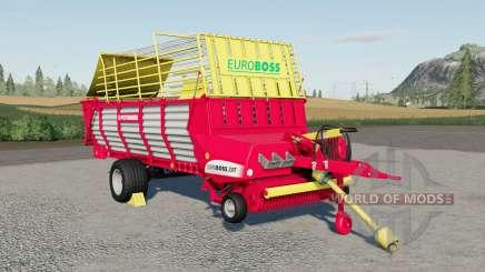 Pottinger EuroBoss 330 Ʈ para Farming Simulator 2017