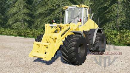 Liebherr L538 with color choice para Farming Simulator 2017