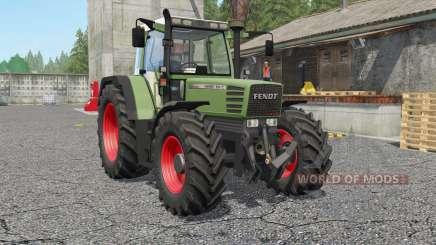 Fendt Favorit 512〡514〡515 C Turbomatik para Farming Simulator 2017