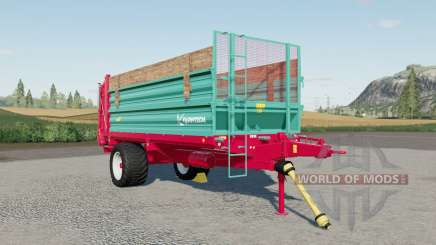 Farmtech Superfex ৪00 para Farming Simulator 2017