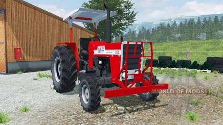 Massey Ferguson 265 Capota para Farming Simulator 2013