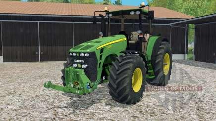 A John Deere 83ろ0 para Farming Simulator 2015