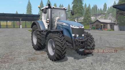 Massey Ferguson 8727〡8732〡87ろ7 para Farming Simulator 2017