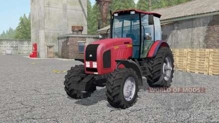 MTZ-2022.3 Беларуȼ para Farming Simulator 2017